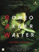 Check out the `thrilling` first look of Sushant Singh in `Romeo Akbar Walter`
