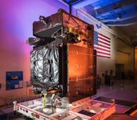 USAF's SBIRS GEO satellite delivered to Cape Canaveral Air Force Station