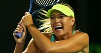 Sharapova in cruise control