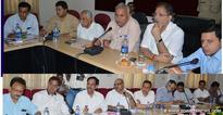 Contingency Plan to tackle water shortage discussed