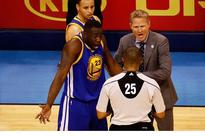 Draymond Green Not Suspended for...