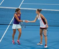WTA Finals: Karolina Pliskova-Julia Goerges clinch last doubles spot, singles headed for tight finish
