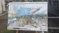 Brisbane to have $100m aquarium as Maritime Museum is redeveloped