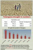 While over half of Telangana reels under drought, CM KCR organises Rs 7 crore yagna