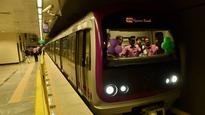 Underground Bengaluru Metro Station service flagged off, Siddaramaiah seeks Centre's help for Namma Metro phase III