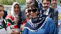 They have created an impression every Kashmiri youth is a stone pelter: Mehbooba Mufti slams electronic media