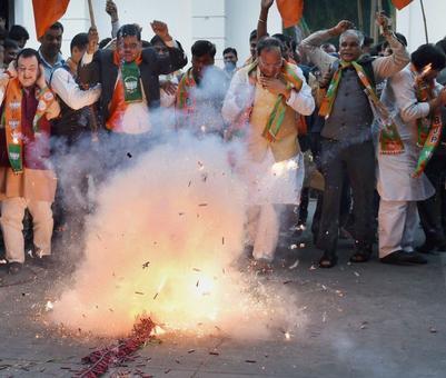 BJP to observe 'vijay utsav' across country on Feb 25