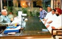 SAD shunts Ludhiana cop, Congress lifts sit-in