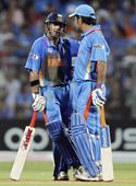 Video Shows Gautam Gambhir Ignoring MS Dhoni After A Vijay Hazare Match