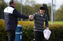 Okazaki in wonderland after Leicester's Premier League triumph