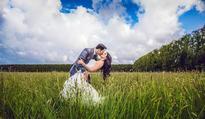 Be Stuff's wedding of the week