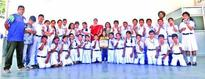 DPS Jammu wins medals in Rope Skipping Champioship