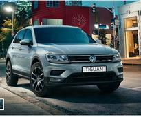 Volkswagen Tiguan launched in India, price starts at Rs 27.98 lakh