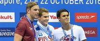 After Rio disaster, Morozov shines in Singapore