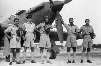 How WWII changed India