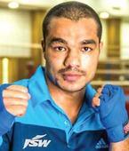 'Best Boxer' award for Vikas