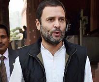 Modi practising TRP politics, India suffering due to his vanity: Rahul