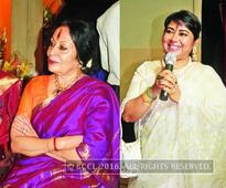 vocalist Soma Ghosh throws a party in Varanasi to celebrate her Padma Award win