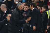 Chelsea manager Antonio Conte denies mocking Manchester United