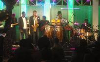 Shamsi Music hit the right keys to serenade fans at the Safaricom Jazz Night