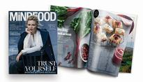 Inside the June 2016 edition of MiNDFOOD
