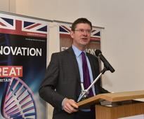Trade link with India is important for Britain: Greg Clark