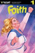 New 'Faith' Comic Book Leads 'The Future of Valiant' (Exclusive Artwork)