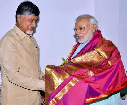 Why TDP can't break away from BJP