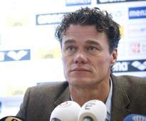 Australia's swimming coach Verhaeren gets 2020 contract extension
