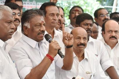 AIADMK merger in 'a day or two'