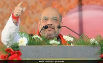 Amit Shah Kicks Off BJP's 'Parivartan Yatra' In UP, Speaks On Surgical Strikes