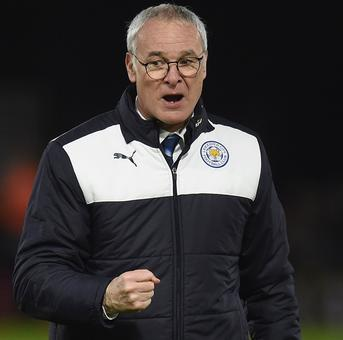 Here's why Leicester players are not nervous