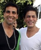 SRK, Akshay on Forbes top-paid actors list