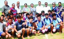 Inter-school tournament commences