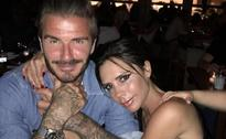 David Beckham 'spoils' wife Victoria on her 42nd birthday with family celebration