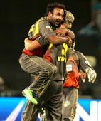IPL: Sunrisers Hyderabad down Rajasthan Royals in line for playoffs