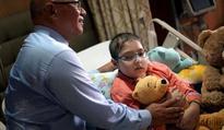 Singaporean crowdfunding saves life of Pakistani boy