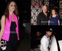 Did Sussanne Khan purposely give Rakesh Roshan's birthday party a miss? - News