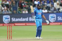 It was a long time coming, Rohit on his match-winning ton
