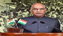 President , Ram Nath Kovind pays tribute to Dr. Radhakrishnan on Teachers' Day