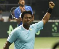 Davis Cup: Even in defeat, Leander the gladiator shows his class