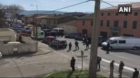Hostage-taking at supermarket in south France, at least 2 dead