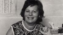Marcia Mackie: dedicated to social work