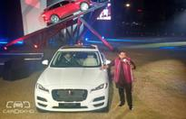Jaguar F-Pace Launched In India With A Grand Event