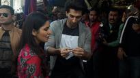 Aditya Roy Kapur, Katrina Kaif venture on shopping spree at Delhi...