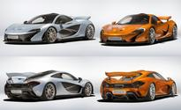 Say farewell to the mighty McLaren P1