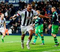 Rondon to rescue for shot-shy Baggies