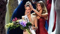 Miss South Africa Demi-Leigh Nel-Peters wins Miss Universe 2017 crown