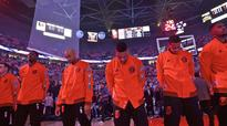 NBA, NBPA discussing ways to handle player anthem protests