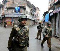 Kashmir curfew relaxed in four districts